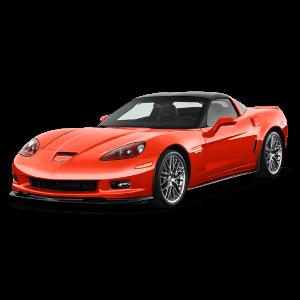 C6 Z06 Corvette 2006-2013